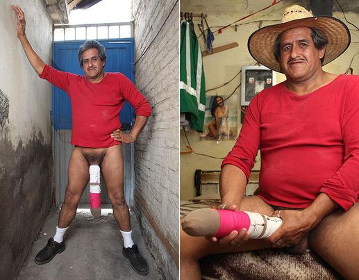Roberto Esquivel Cabrera is the World's, Biggest Dick!
